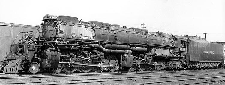 Kohs UP Big Boy Prototype 4007